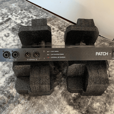 Flock Audio PATCH 64 Point Digitally Controlled, Analog Patch Routing System