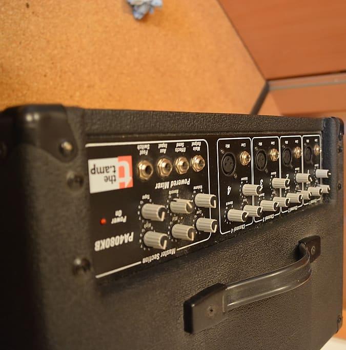 review thomann tamp pro pa amplifier english