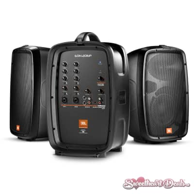 JBL EON206P Portable Powered 6-Channel PA System