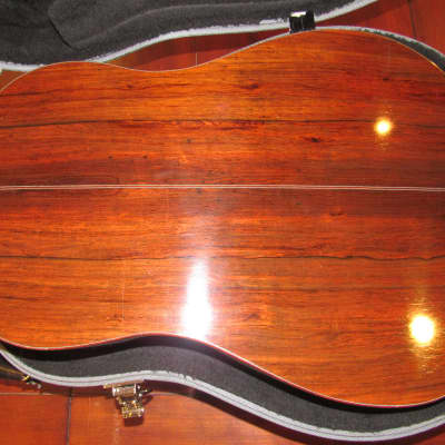 McAllister guitar Sloped dread,ADI/BRW 12 fret D-41 INLAY, *Old Woods ** VIDEO* for sale