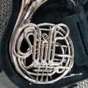 Breitenbach Double Silver French Horn 2015 Silver