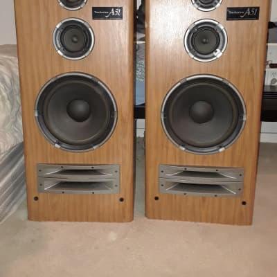 Technics SB-A51 1991-92 Wood