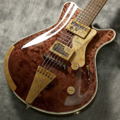 Jersey Girl homemade guitars - Tapa Kochic for sale