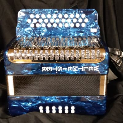 Weltmeister  diatonic button accordion