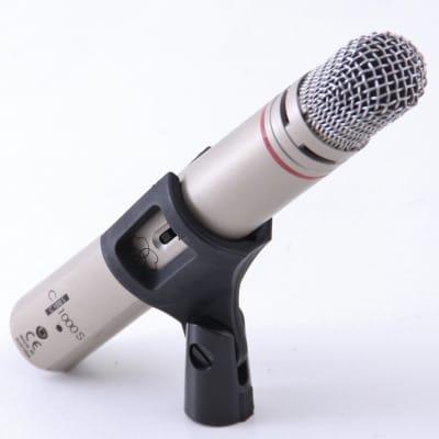 AKG C1000 S Small Diaphragm Cardioid Condenser Microphone