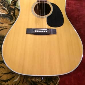 Terada FW-910 Acoustic Guitar With OHSC for sale