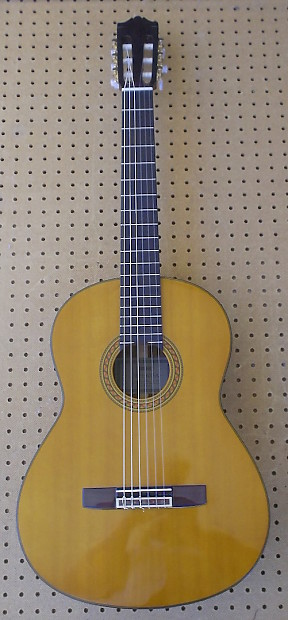 yamaha cg 150sa classical guitar reverb