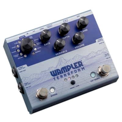 Wampler Terraform Guitar Effects FX Pedal - Store Demo - Perfect