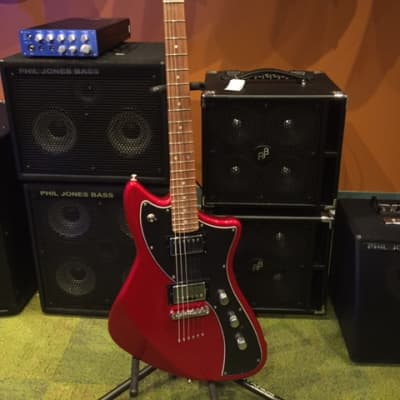 Fender Alternate Reality Meteora Solidbody Electric Guitar with Maple Neck, Pao Ferro Fingerboard
