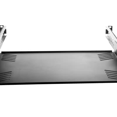 OSP RS1U-SLIDER Universal Flat 1 Space Sliding Shelf