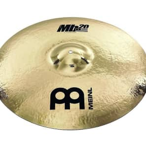 "Meinl 24"" Mb20 Chris Adler Signature Pure Metal Ride Cymbal"