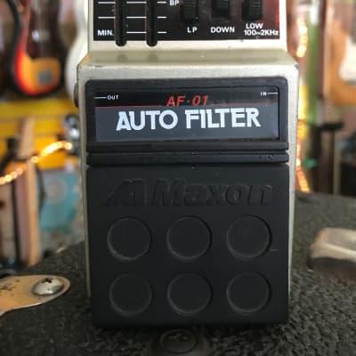 Maxon AF-01 Auto Filter 1980s Black/Gray for sale