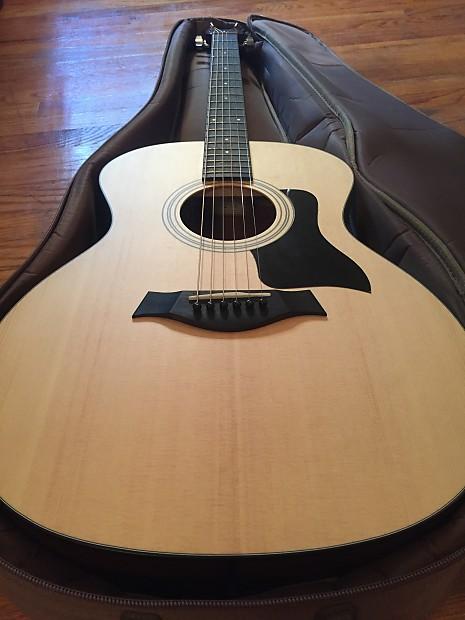 Guitars & Basses Responsible Taylor 100 Series 2017 114e Grand Auditorium Acoustic-electric Guitar Natural