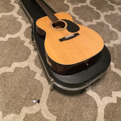 BIG SUMMER BLOWOUT// 1960's/1970's MIJ Univox U3022 s Acoustic with Hardshell case