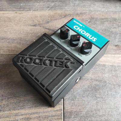 Rocktek Chorus Effects Pedal for sale