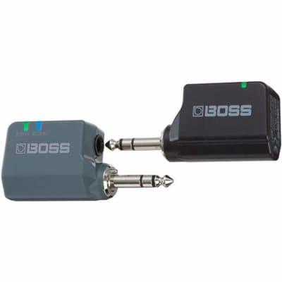 Boss WL-20L Wireless Guitar System 2018