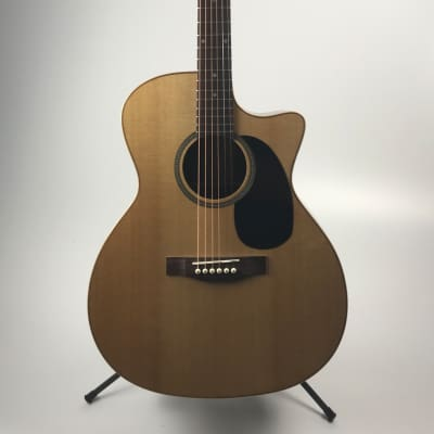 Teton STA150CENT Spruce/Rosewood Auditorium with Electronics Natural for sale
