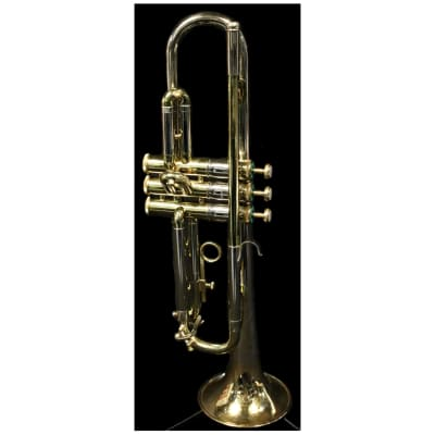 Vintage F.E. Olds Fullerton Special Trumpet; Ryan Kisor,  Lacquer