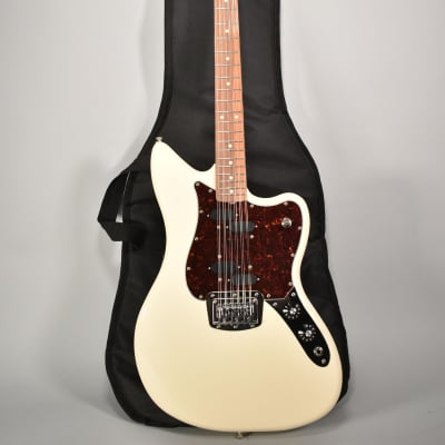 2019 Fender Alternate Reality Electric XII Olympic White Electric Guitar w/Gig Bag for sale
