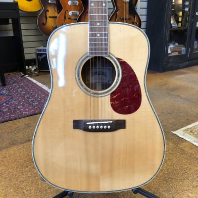 Sonata MIK YS-710M Spruce/Mahogany Dreadnought Acoustic Late 1990s for sale