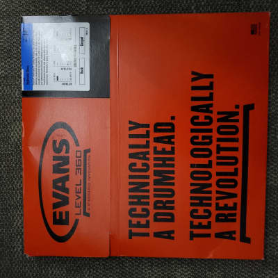 """Evans 14"""" Hydraulic Glass Drumhead"""