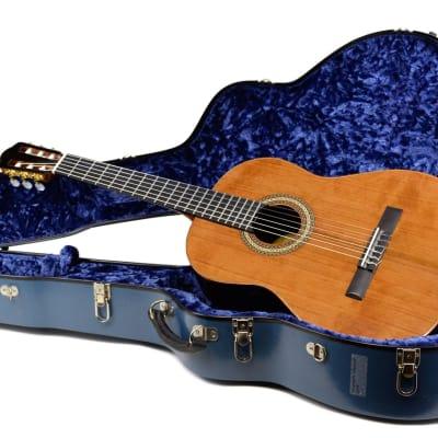 Langejans BR-C Classical Acoustic Guitar, Brazilian Rosewood Back & Sides for sale