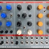 Studio Electronics Tonestar 8106: Eurorack Analog Synth Voice Arp 2600 Analogue Synthesizer Clone