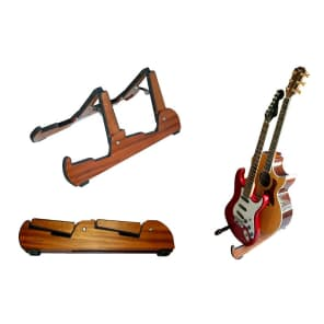 Cooperstand Pro Tandem Dual Guitar Stand
