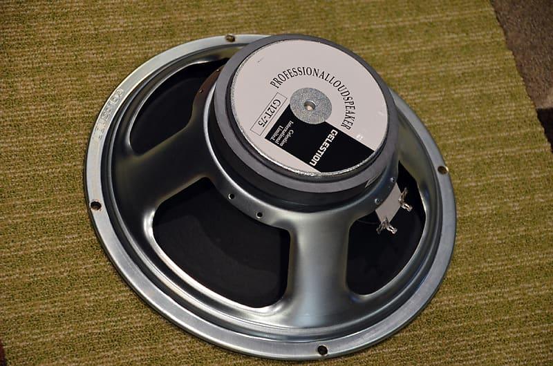 celestion g12 75 12 guitar amp replacement speaker reverb. Black Bedroom Furniture Sets. Home Design Ideas