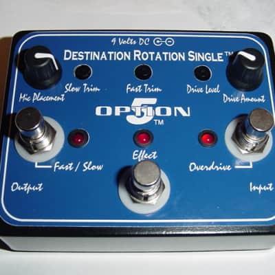 Option 5 Destination Rotation Single