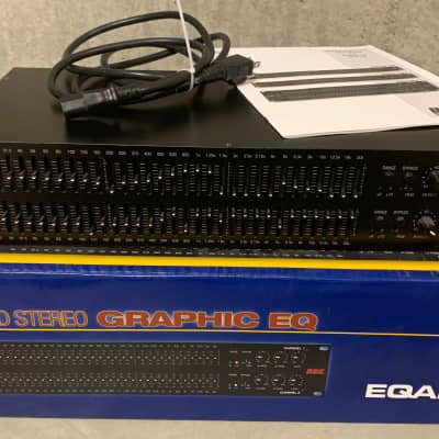 BBE EQA-231 Stereo 31 Band Graphic Equalizer