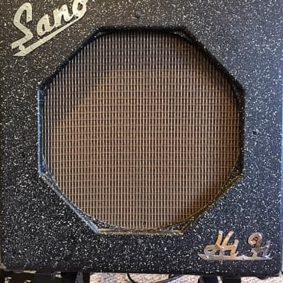 NH/Mass pickup - Sano Hi Fi Model A-3 Rare '50s Tube amp for sale
