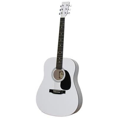 Phoenix 001 Wit acoustic steel-string guitar for sale