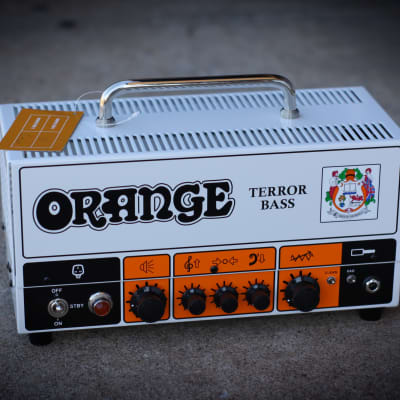 Orange Terror Bass Head -500 Watts -  Free Shipping!