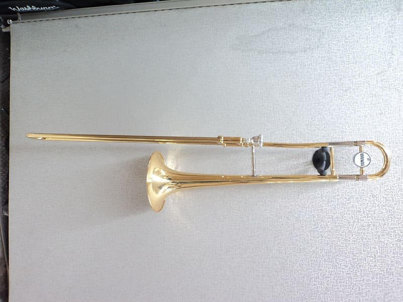 76754ca82a4 YSL-200AD Yamaha Advantage Trombone with case and Accessories in Great  Condition. By Yamaha; Listed 33 minutes ago by Butler Music; Condition: Very  Good; 0 ...