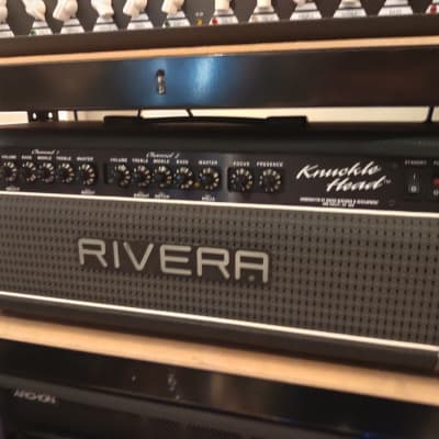 RIVERA Knuckle Head 100w Guitar Amp