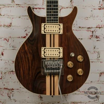 Washburn Falcon Walnut Electric Guitar, Non-Original Floyd Rose w/HSC x2868 (USED) for sale