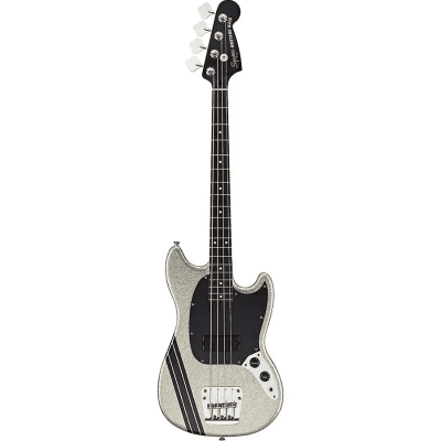 Squier Mikey Way Signature Mustang Bass