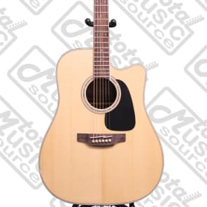 Takamine GD51CE-NAT Dreadnought Cutaway Acoustic-Electric Guitar, Natural,  GD51CENAT for sale