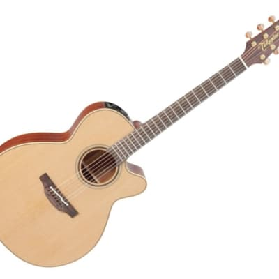 Takamine P3NC Pro Series 3 NEX w/ Venetian Cutaway Acoustic-Electric Guitar for sale