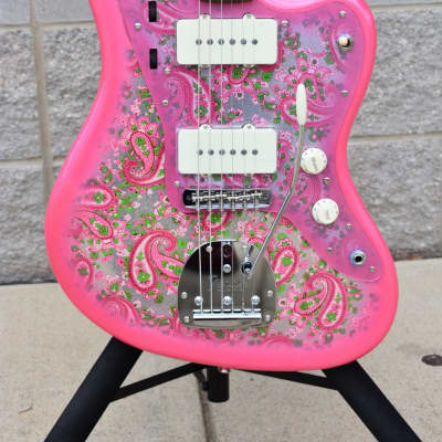 Fender Traditional 60's Jazzmaster - Pink Paisley for sale