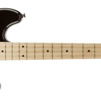 Fender Squier Bronco Bass, Maple Fingerboard, Black