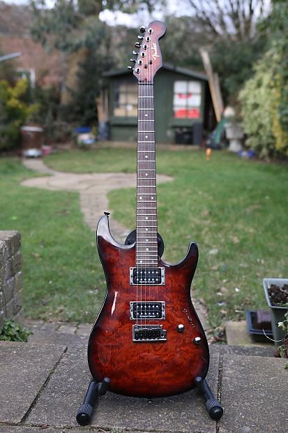 Fender Showmaster Super Strat Stratocaster | NAZBAZ