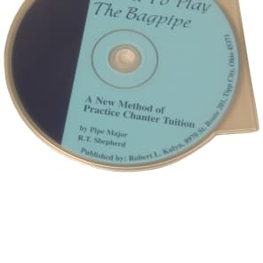 Roosebeck LRSC Learn to Play the Bagpipe CD