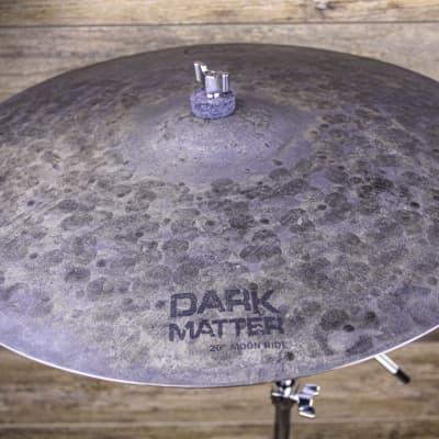 "Dream Dark Matter 20"" Moon Ride Cymbal"