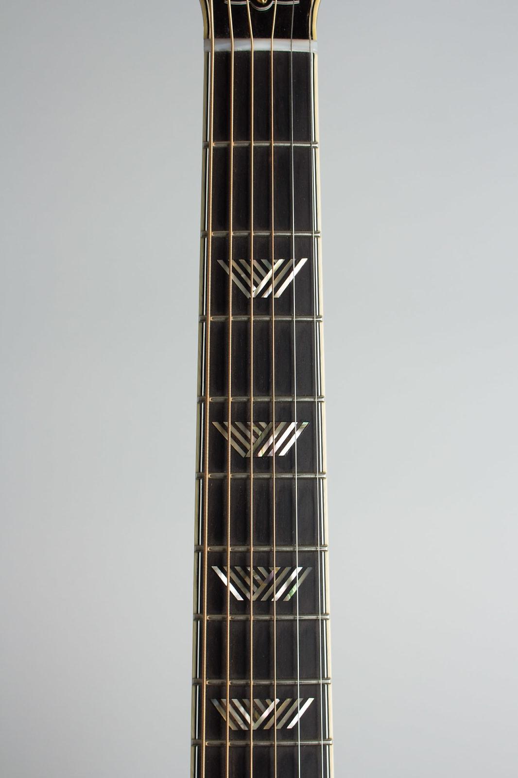 Gilchrist  Model 16 Arch Top Acoustic Guitar (1994), ser. #94307, original black tolex hard shell case.