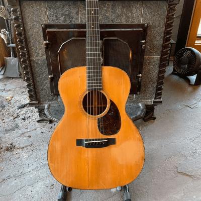 Martin OM-18P Plectrum 1930 - 1931