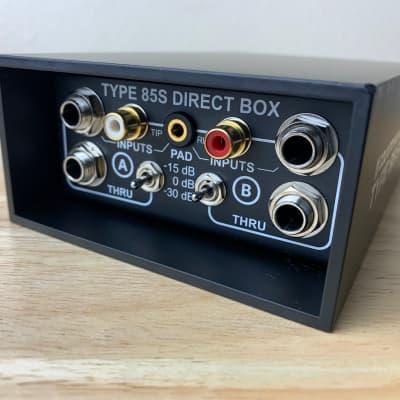 Countryman Type 85S Stereo Active DI Box