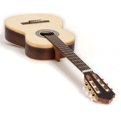 H̦fner HÌÐFNER HGL6 4/4 Konzertgitarre / Klassikgitarre Green Line for sale