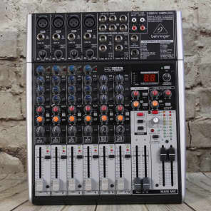 Behringer Xenyx X1204USB Mixer with USB Interface